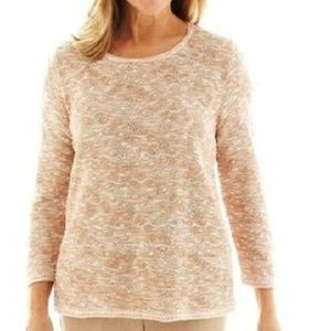 NEW Alfred Dunner Women's Sweater size S, M